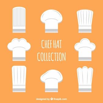 Ensemble de chapeau de chef fantastique