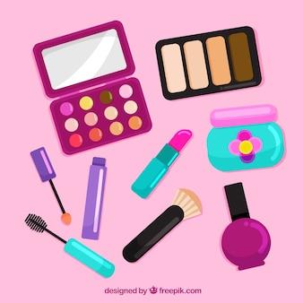 Ensemble de cosmétiques