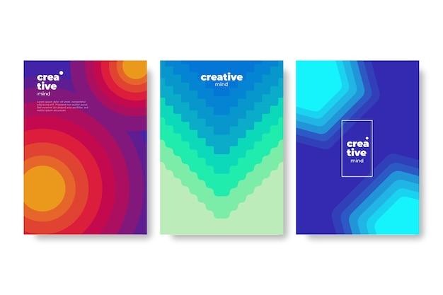 Ensemble de couverture géométrique abstraite