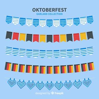 Ensemble de guirlande Oktoberfest