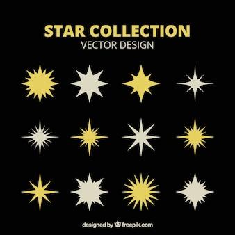 Ensemble de décoration étoiles