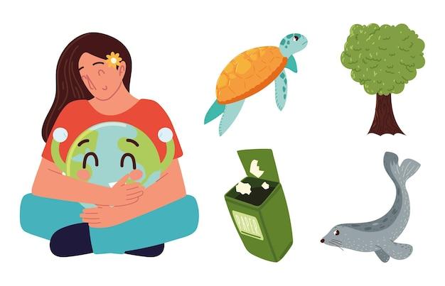 Ensemble de durabilité et de l'environnement