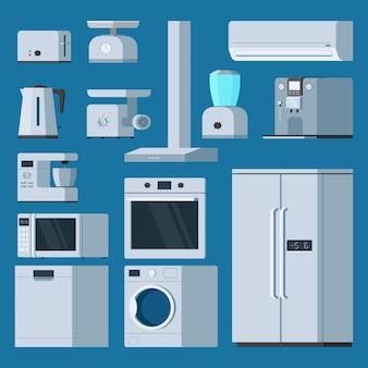 Ensemble d'équipement de cuisine