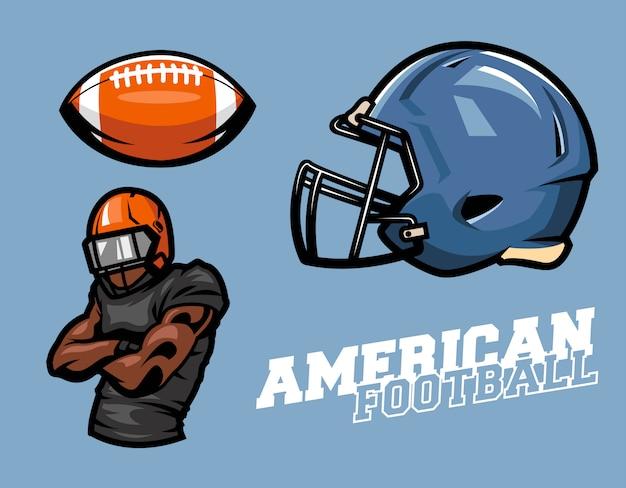 Ensemble de football américain