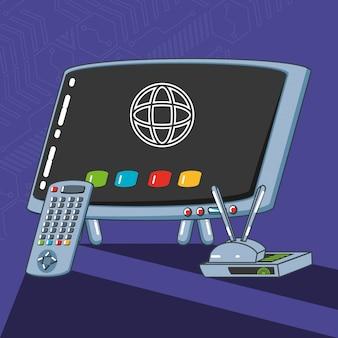 Ensemble de gadgets informatiques