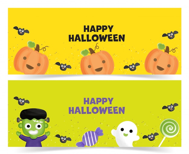 Ensemble de halloween s.