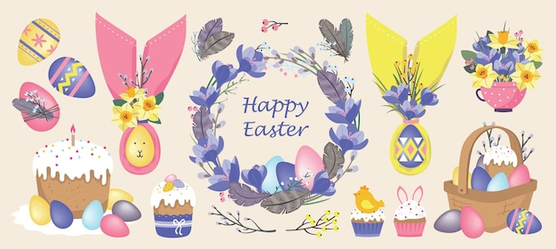 Ensemble happy easter