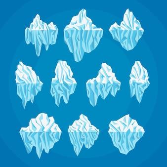 Ensemble iceberg