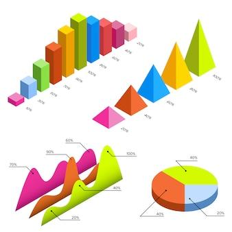 Ensemble d'infographie