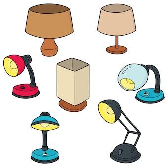 Ensemble de lampe