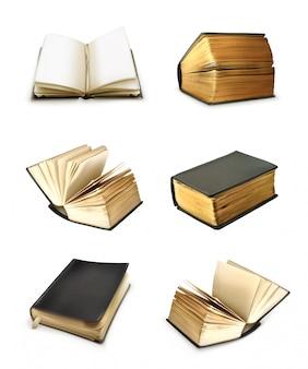 Ensemble de livres