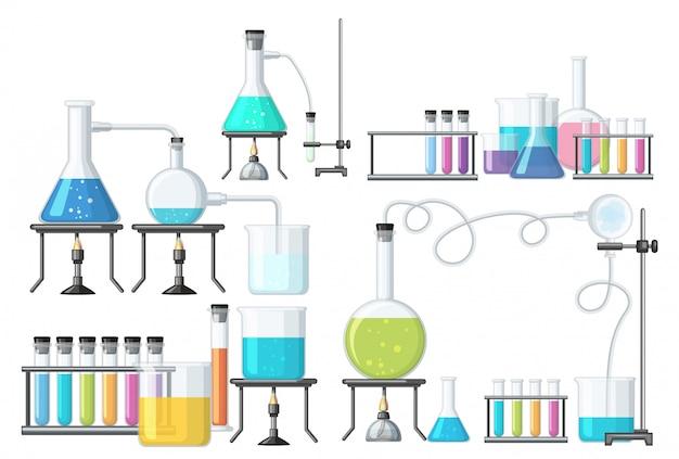 Ensemble de matériel scientifique