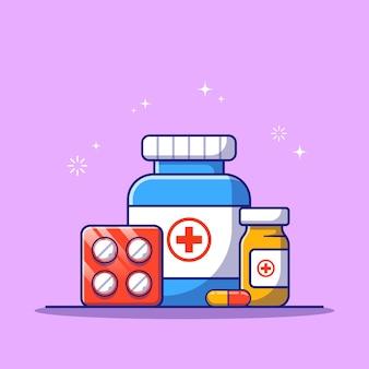 Ensemble de médicaments pour le conseil en médicaments