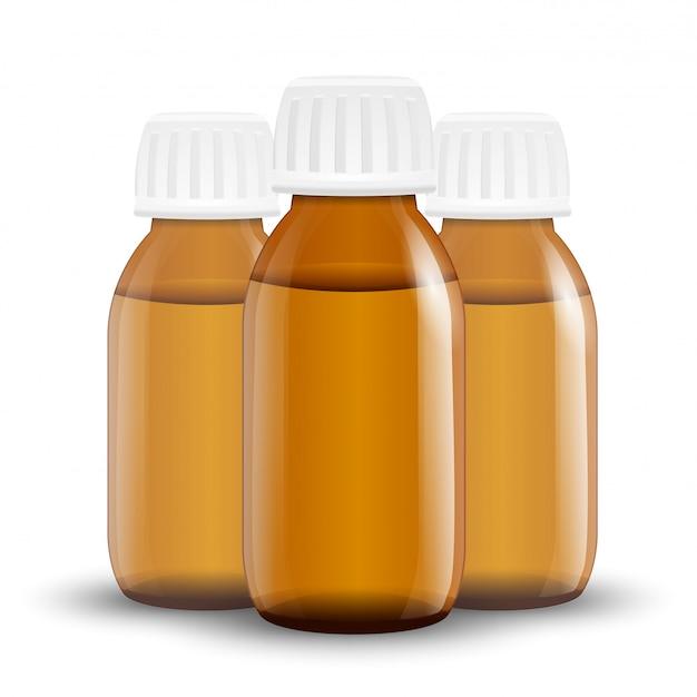 Ensemble de médicaments pour le traitement de divers maux et symptômes.
