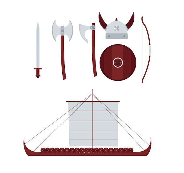 Ensemble militaire viking