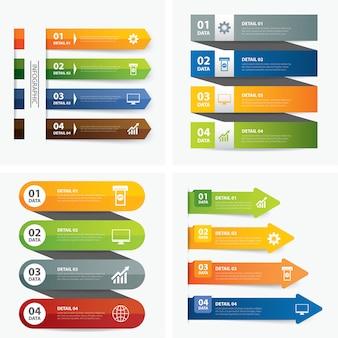 Ensemble de modèles d'infographie