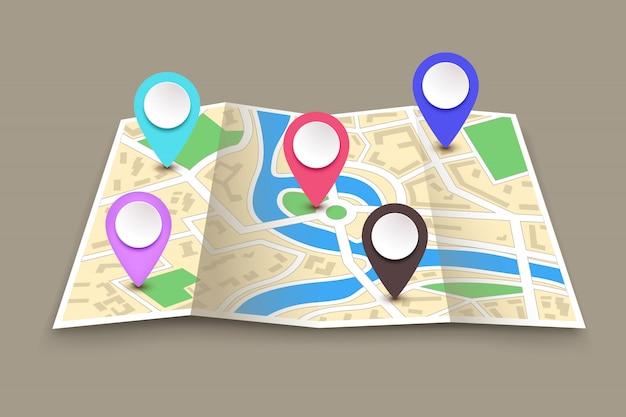 Ensemble de navigation