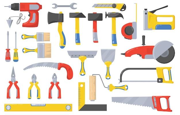 Ensemble d'outils de construction