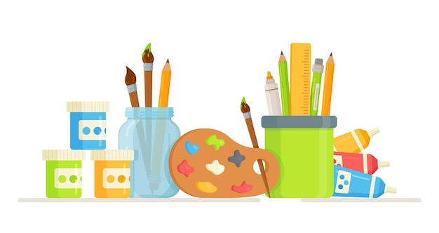 Ensemble d'outils de dessin