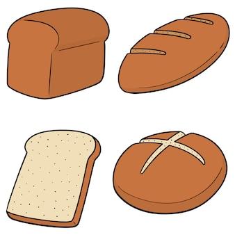 Ensemble de pain
