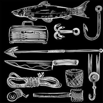 Ensemble de pêche