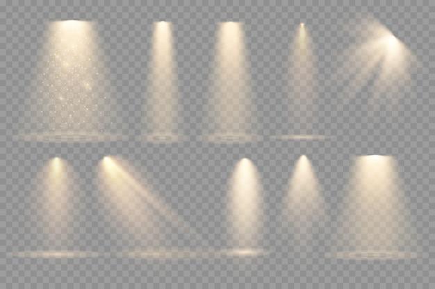 Ensemble de projecteurs