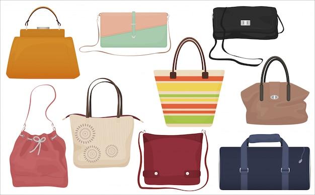 Ensemble de sacs de mode femme