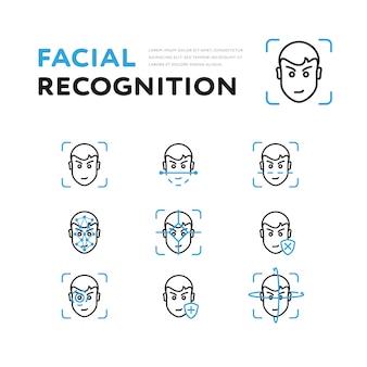 Ensemble de spectateur pour la reconnaissance faciale