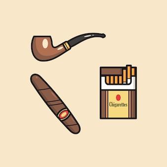 Ensemble de tabac