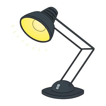 Ensemble de vecteurs de lampe