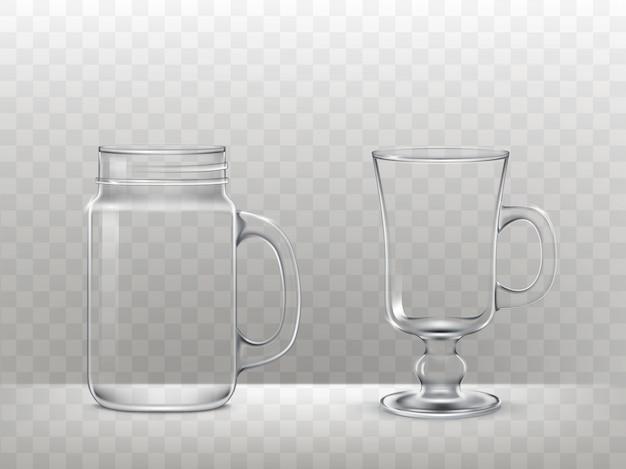 Ensemble de verres, tasses pour smoothies