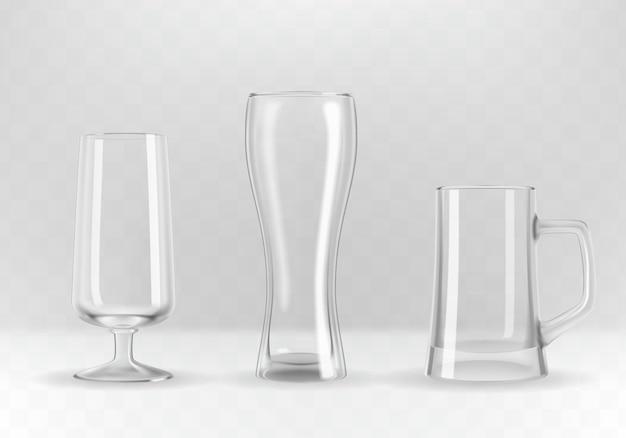 Ensemble de verres