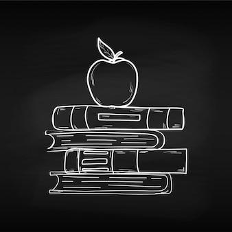Entraînement. journée mondiale du livre. avril. connaissance. en train de lire. monde. pour votre conception. drap. tableau de craie. école.