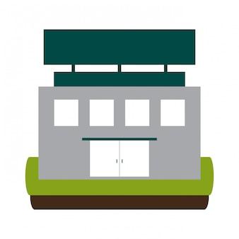 Entrepôt immobilier