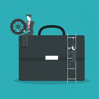 L'entrepreneuriat des partenaires commerciaux