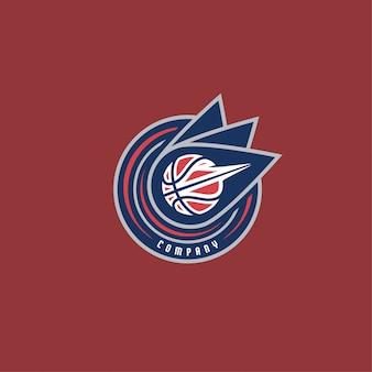 Entreprise logo basketball