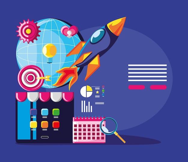 Entreprise de marketing numérique