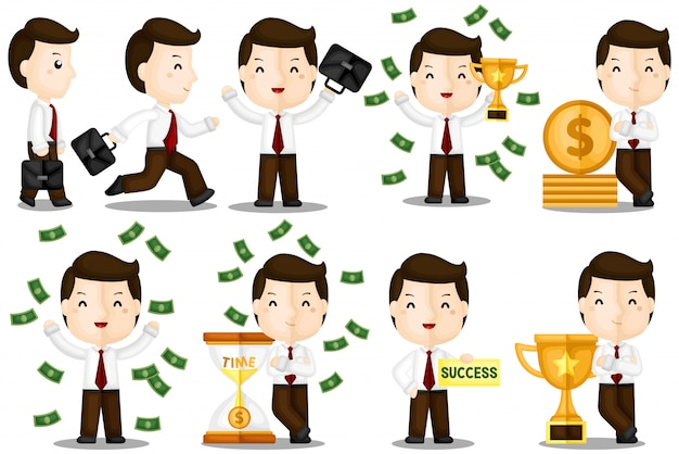 Une entreprise prospère rapporte de l'argent