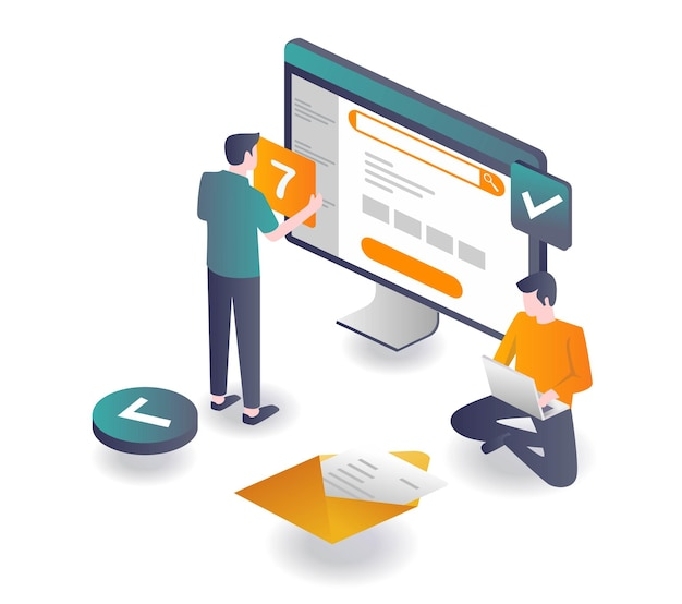Entrez le code de vérification des données de l'e-mail