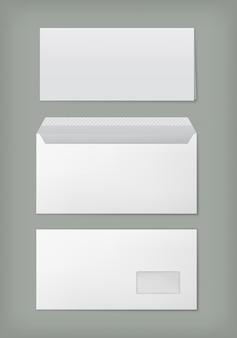 Enveloppe avec fenêtre