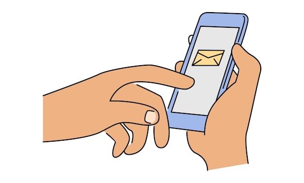 Envoyer un e-mail directement