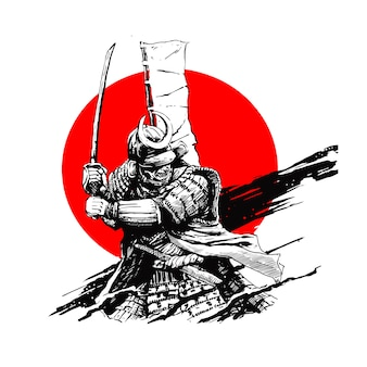 Épée de samouraï