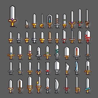Des épées pour créer des jeux vidéo