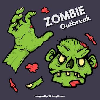 Épidémie zombie