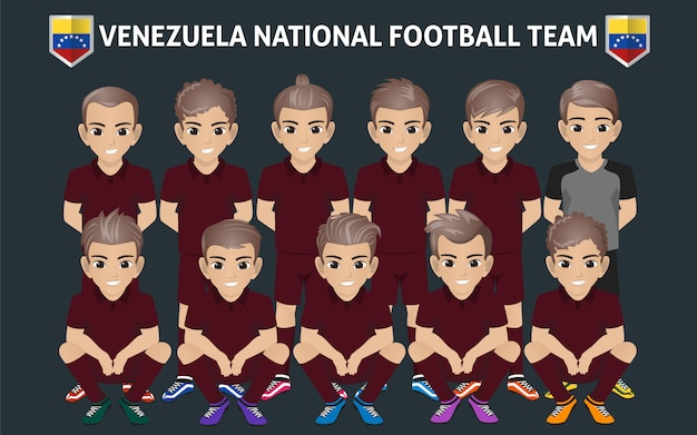 Équipe de football du venezuela