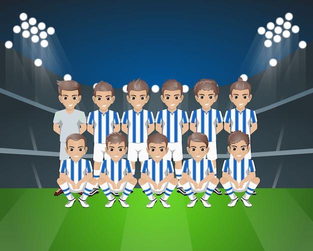 Équipe de football de real sociedad