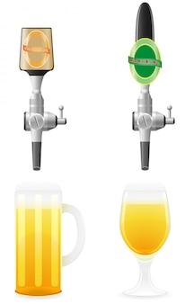 Équipement de bière