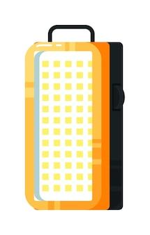 Équipement de lampe de projecteur électrique portable