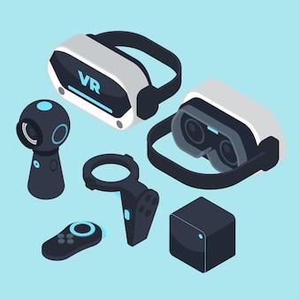 Équipement de réalité virtuelle