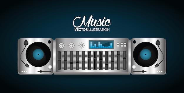 Équipement de technologie musicale